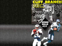 Cliff Branch should be in the HOF!!!!