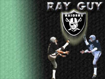 Ray Guy best punter EVER