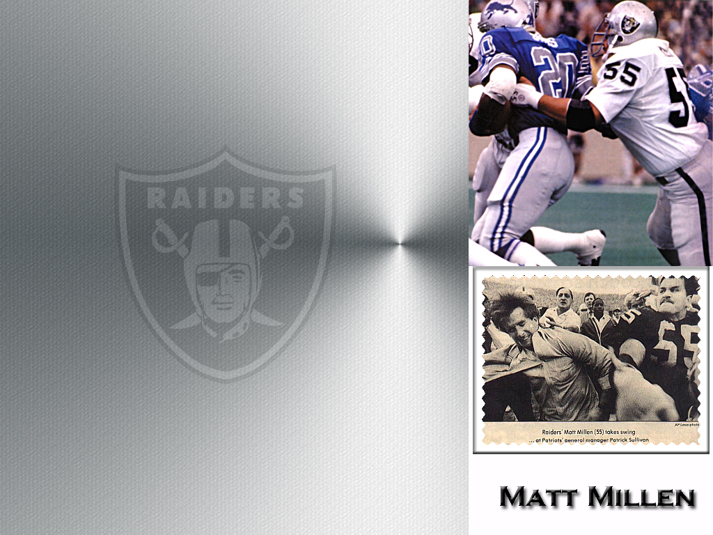 Lester Allen s Gallery Matt Millen Wallpaper